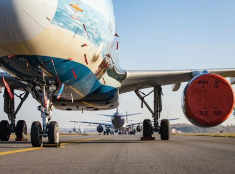 come conservare aereo