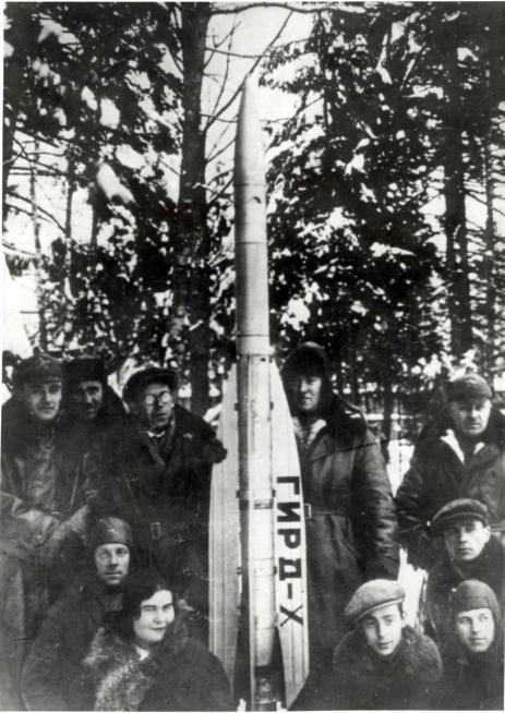 Tikhonravov razzi