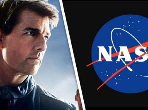 NASA: film nello spazio con Tom Cruise