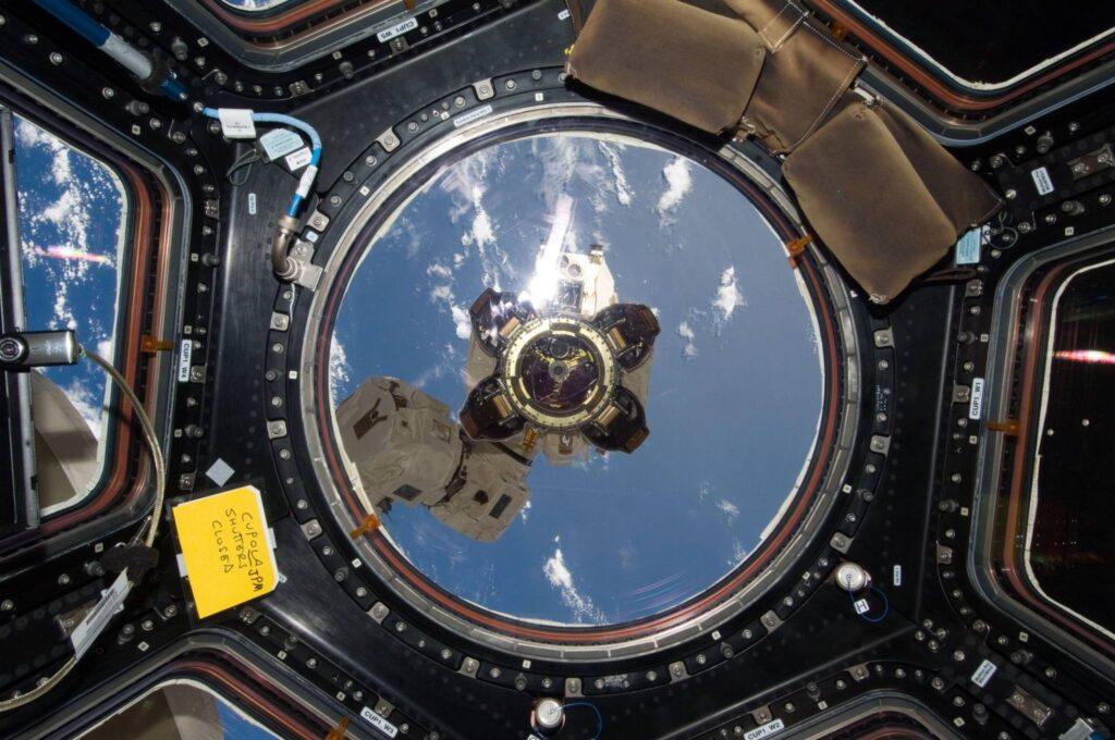 Stazione Spaziale Internazionale: cupola