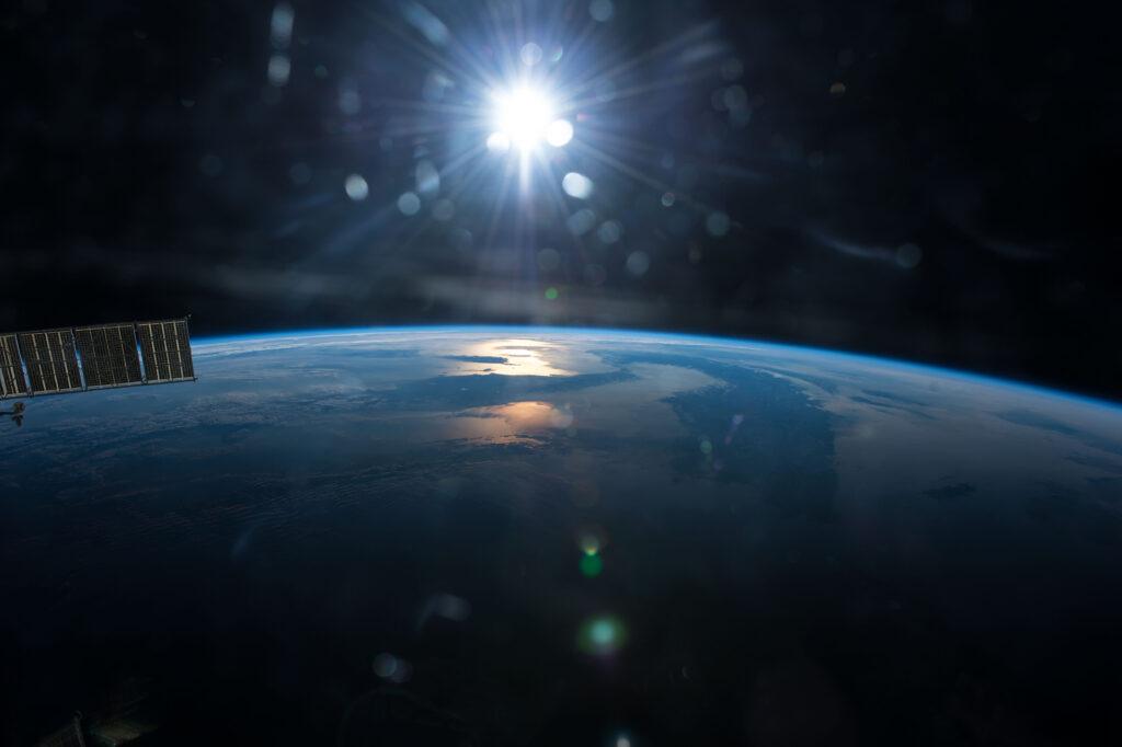 Stazione Spaziale Internazionale: pannelli