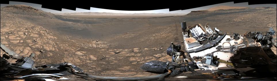 Marte video 4k