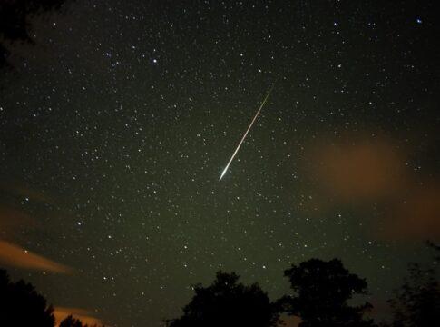 Perseidi: stelle comete ad Agosto