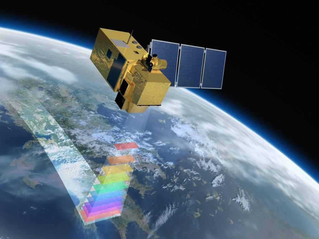 Emergenza COVID-19 satelliti