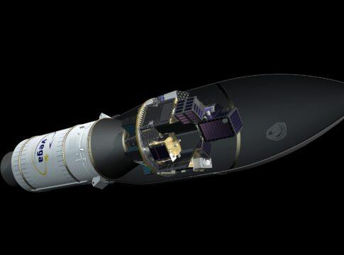 lancio vega 53 satelliti