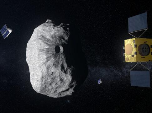 HERA: NASA e ESA VS Asteroidi