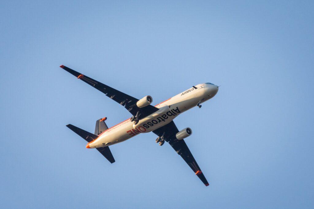 AlbatrossOne Airbus ala