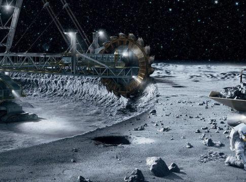 Space Mining e colonizzazione spaziale
