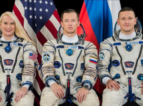 Nuovo record Soyuz per la ISS
