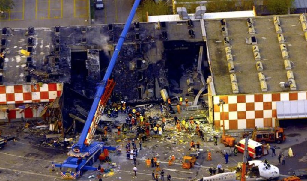 Incidente aeroporto di Linate