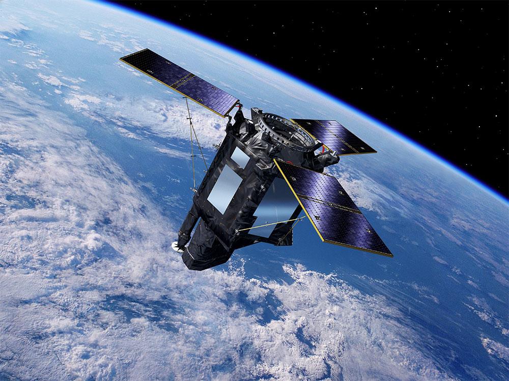 Seosat Ingenio, uno dei due satelliti trasportati dalla VV17. Crediti: Arianespace.
