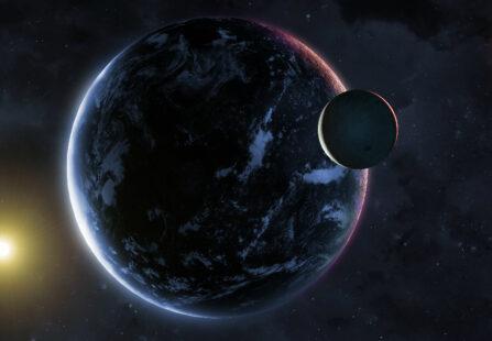 Il moto nello spazio: i punti Lagrangiani e il problema dei tre corpi