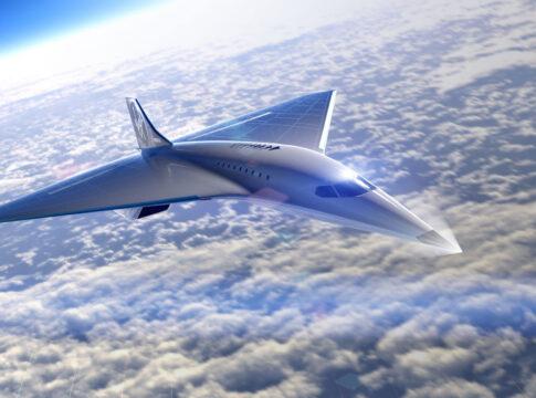 trasporto supersonico, alba e tramonto del SST