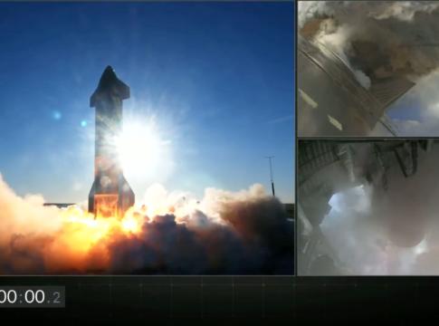 SpaceX: Starship SN8
