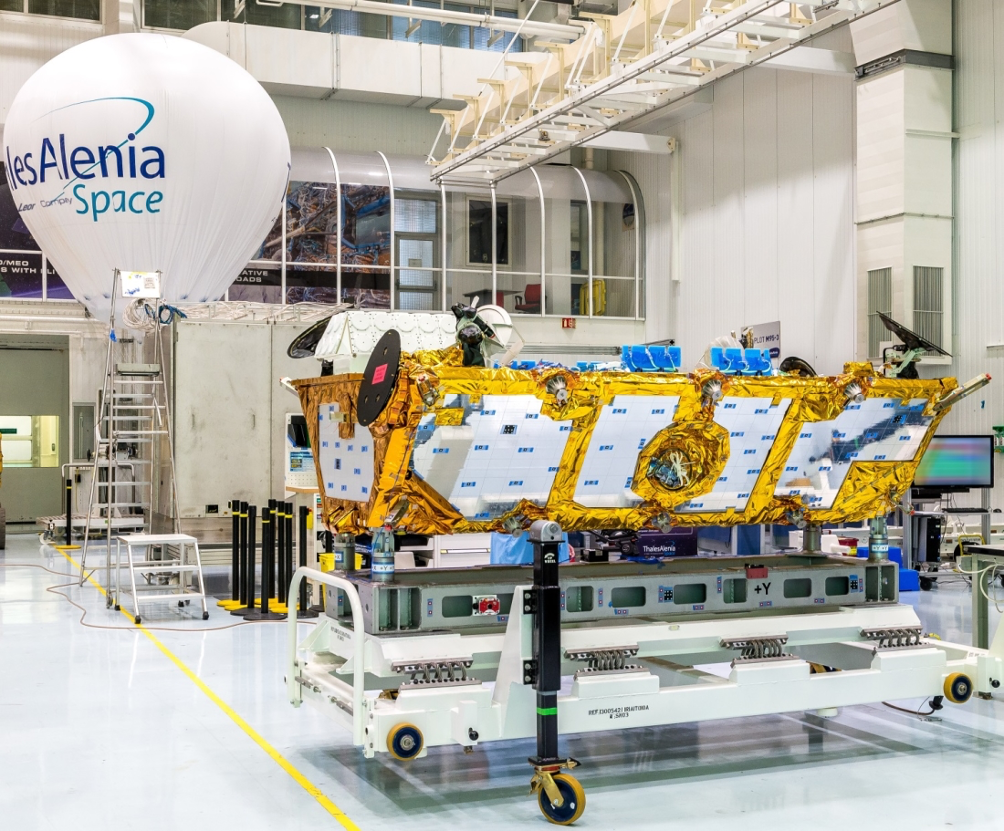 più grandi aziende aerospaziale Italia