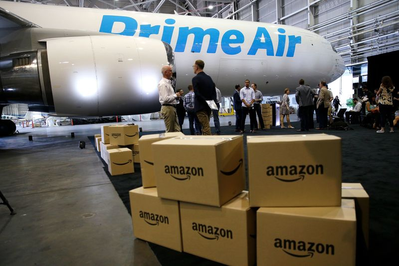 Amazon compra 11 aerei cargo