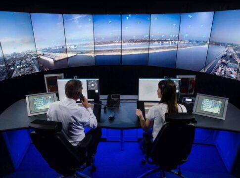 Controllo traffico aereo Credits: ainonline.com