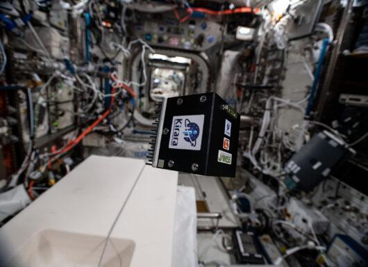 La ricerca di un farmaco contro il Covid-19 nella ICE Cubes sulla ISS