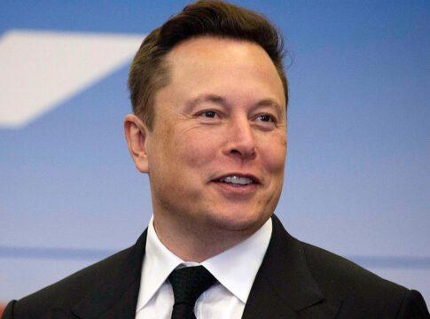 Elon Musk. Crediti: Getty Images, Saul Martinez.