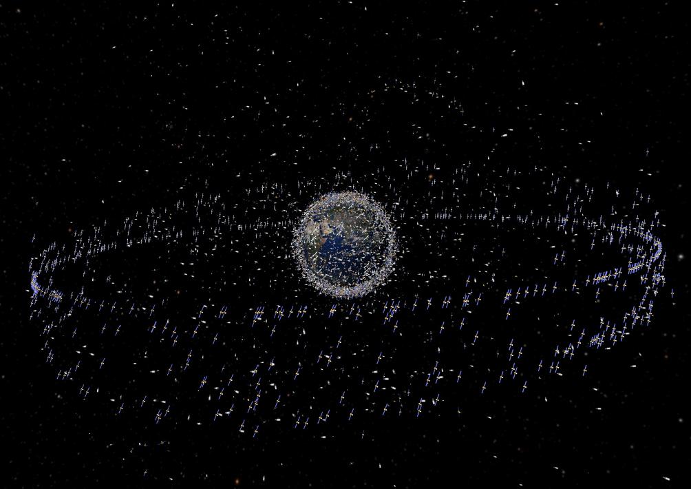 ESA ClearSpace detriti spaziali
