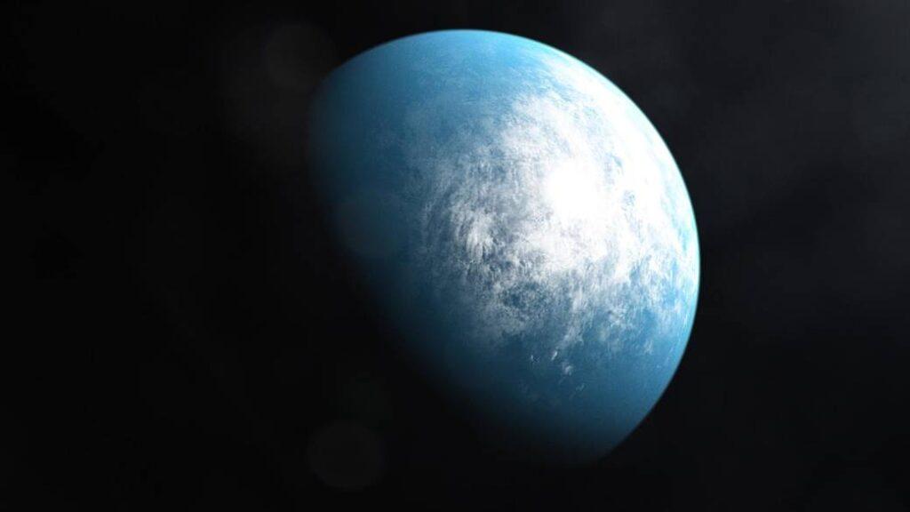 Illustrazione di TOI 700 d. Crediti: NASA.
