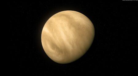 Una nuova incredibile fotografia di Venere scattata da Parker