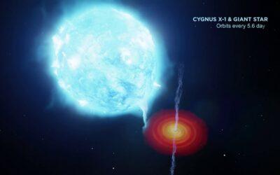 Il sistema Cygnus X-1 è più massiccio e lontano del previsto