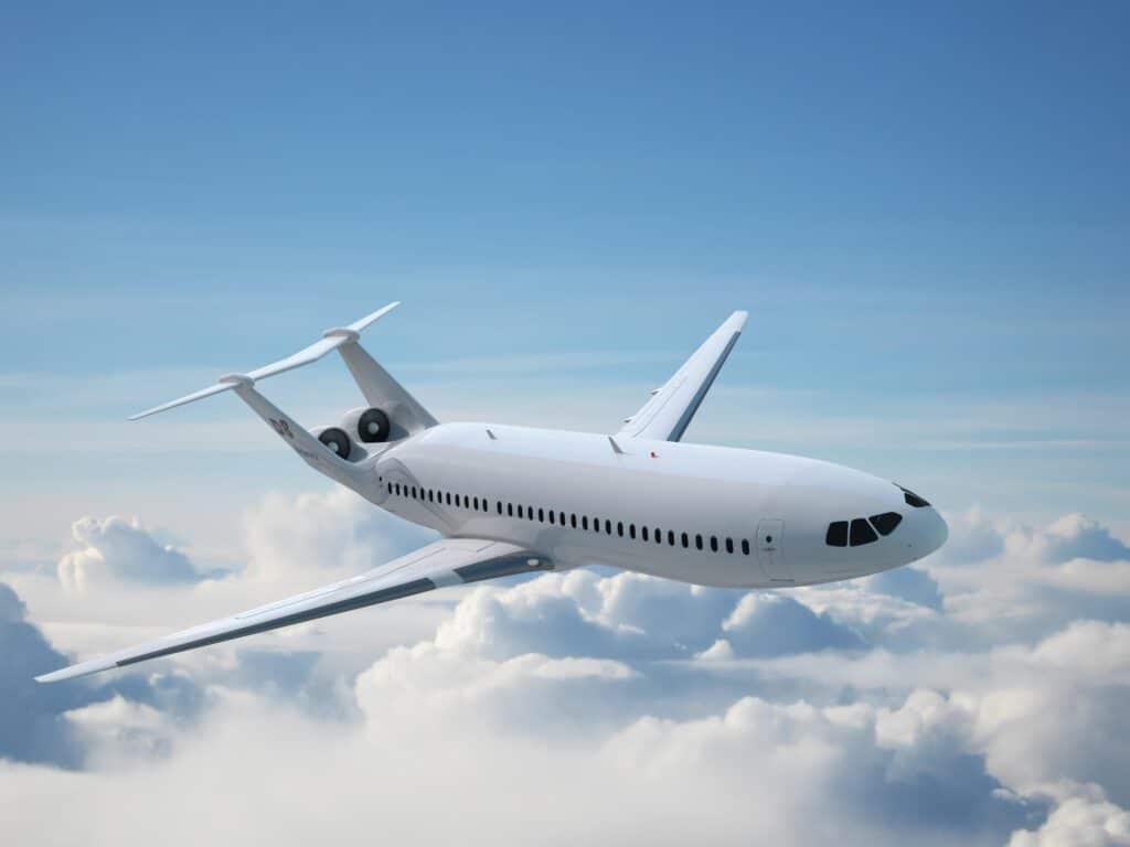 turbofan motore aeronautico
