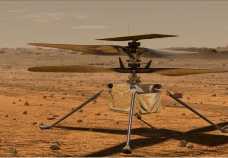 Ingenuity può volare? Chiediamolo alla Fisica