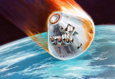 Scudo termico: la difesa dei veicoli spaziali dall'atmosfera