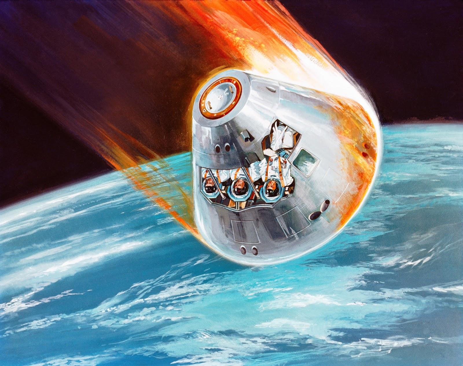 Scudo termico spaziale