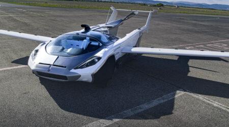Air Car: l'auto che si trasforma in aereo e può decollare