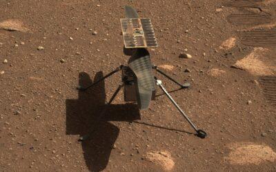 Ingenuity: 6 cose che non sapevi sul drone-elicottero della NASA