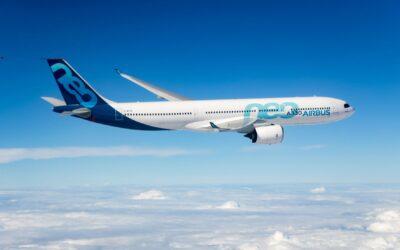 Airbus A330neo: un widebody ergonomico con tecnologie all'avanguardia