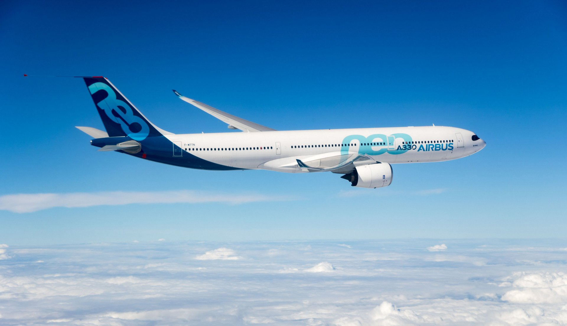 A330neo Credits: Airbus
