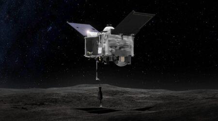OSIRIS-REx: arrivano le immagini dell'impronta sull'asteroide Bennu!
