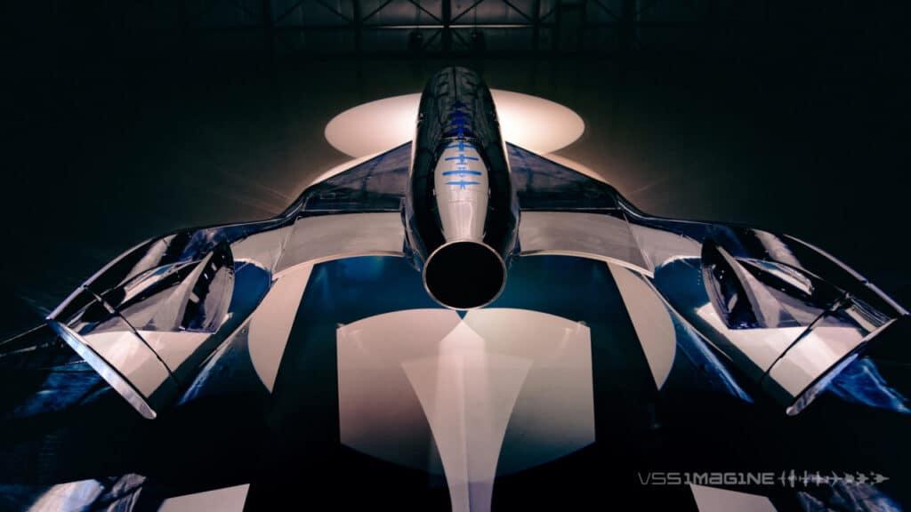 Un design innovativo unito a sistemi tecnologici avanzati: la Virgin Galactic presenta la nuova SpaceShip III.