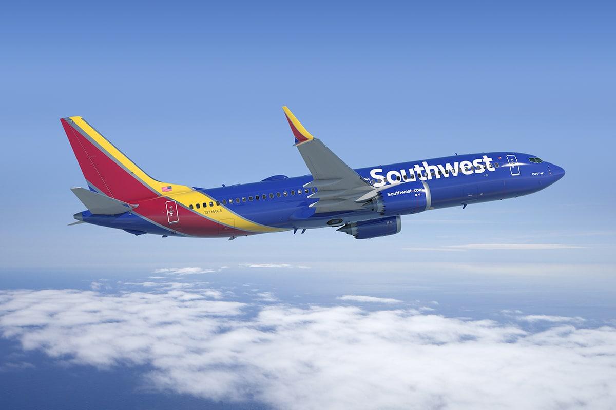 Ordine Boeing 737 MAX Credits: airportspotting.com