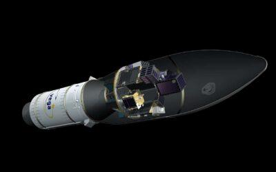 Nuovo lancio riuscito per il razzo italiano VEGA: è decollato nella notte