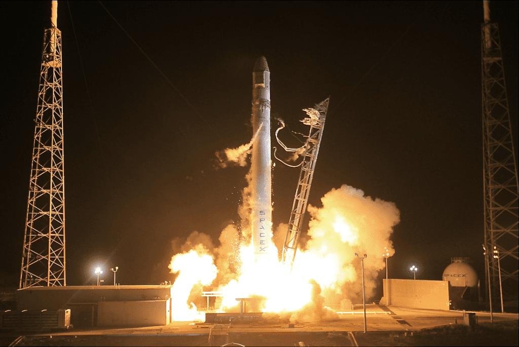 viaggi spaziali stampa 3d