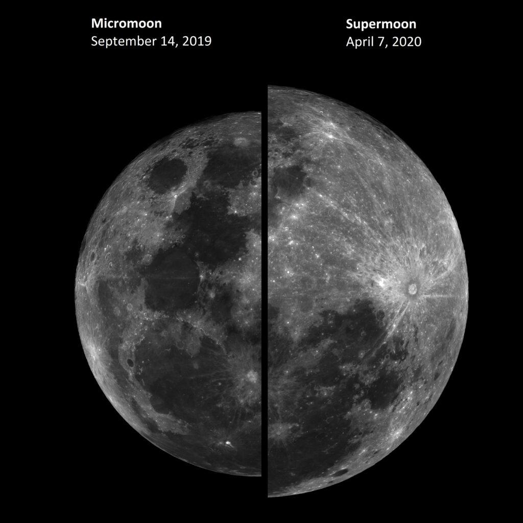 Superluna eclissi lunare