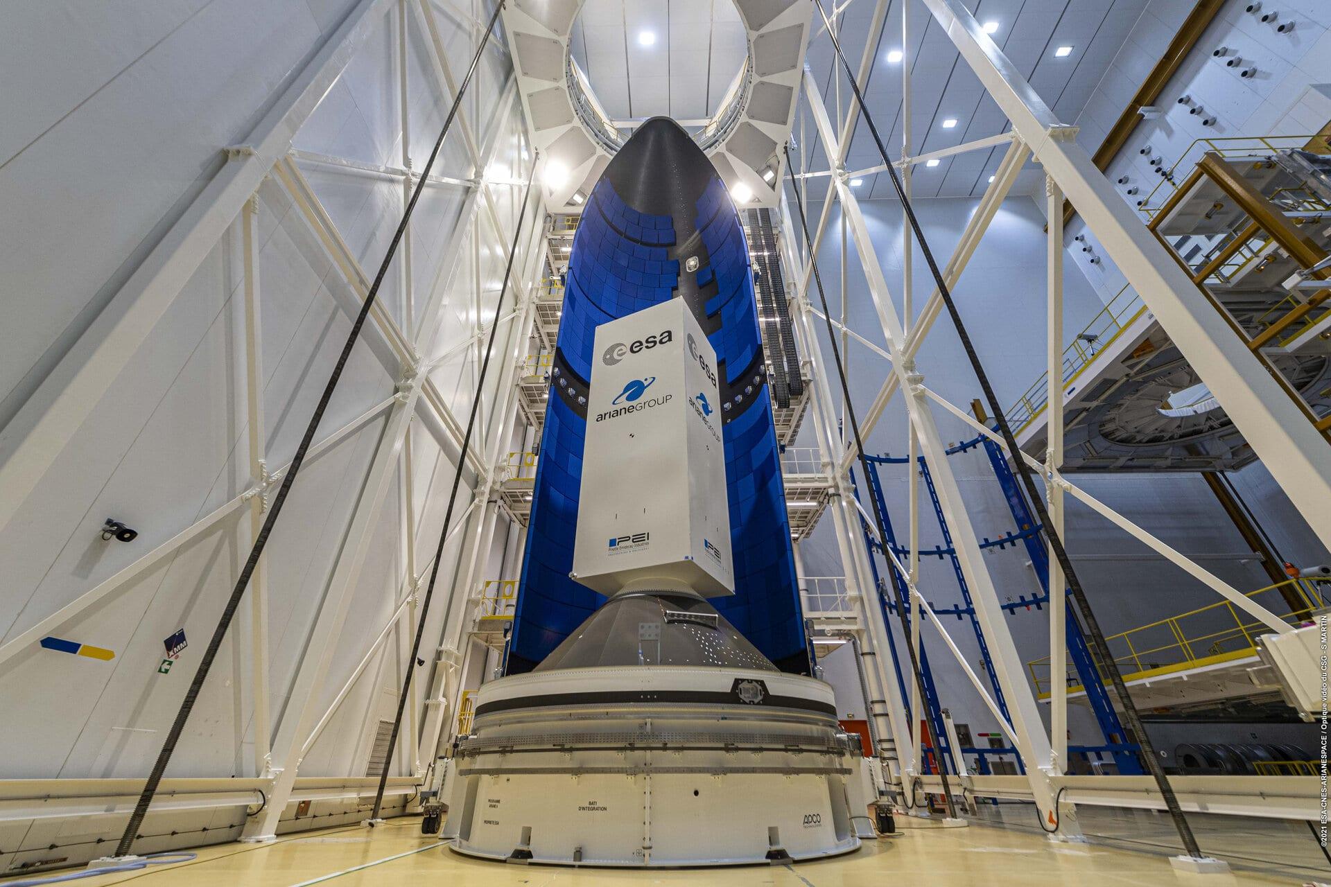 fairing Ariane 6