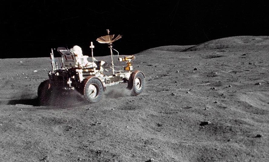 Monitorare l'inquinamento atmosferico con un sistema per le polveri lunari è possibile e ci migliorerà la vita.