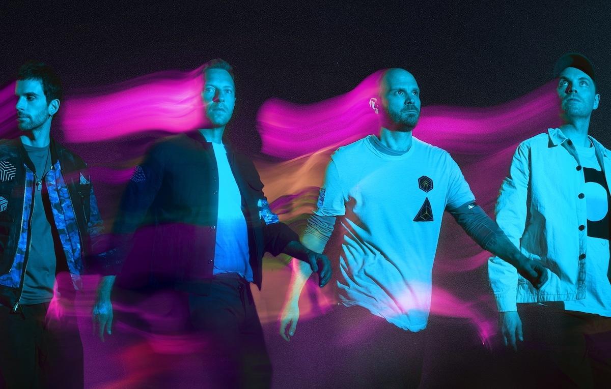 I Coldplay ci portano a bordo della ISS. Crediti: Dave Meyers.
