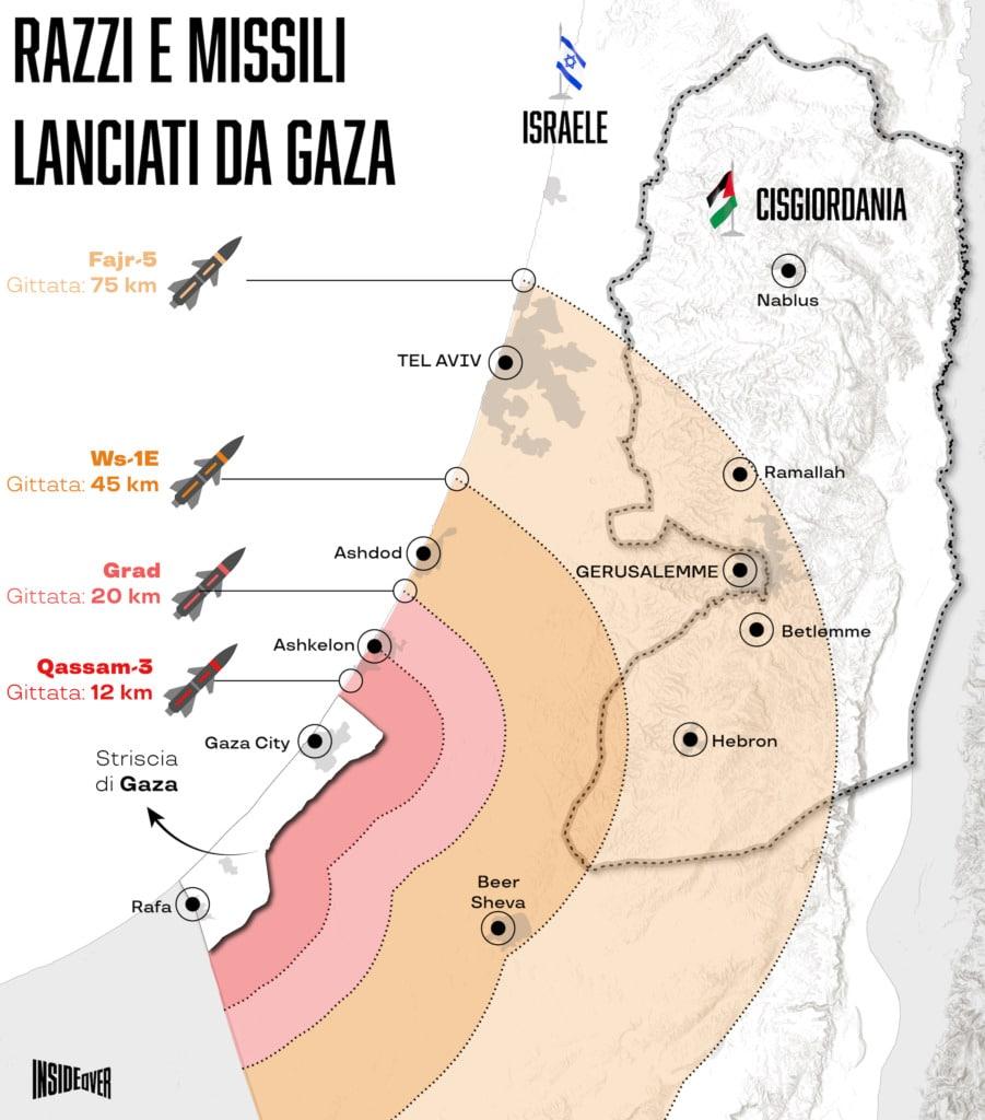 Negli scontri della striscia di Gaza, Iron Dome, il sistema difensivo di Israele contro la Palestina, ha limitato i danni degli attacchi.