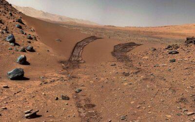 L'analisi di alcuni sali potrebbe confermare la presenza di vita su Marte