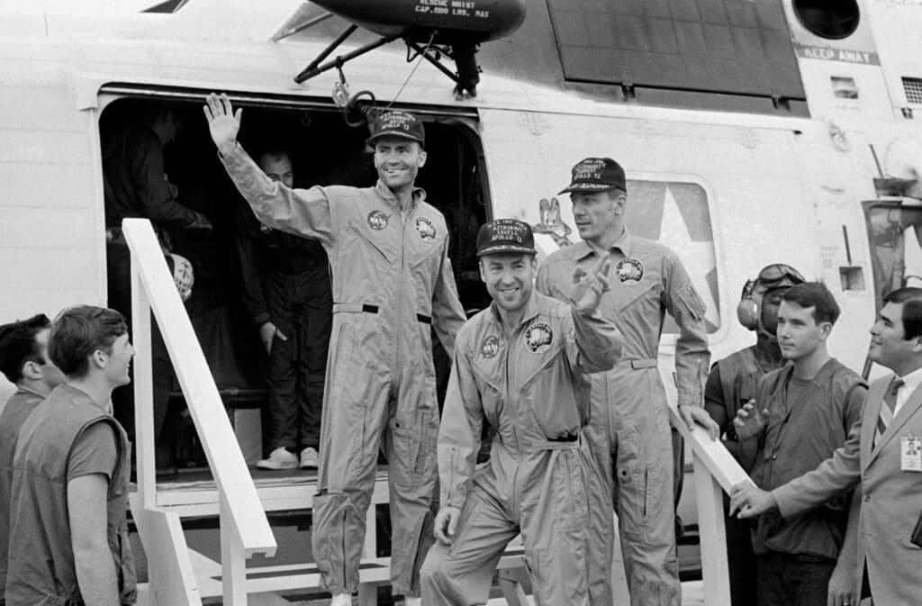 Judith Love Cohen ebbe una grande intuizione durante il parto: ecco come la mamma di Jack Black salvò gli astronauti dell'Apollo 13.