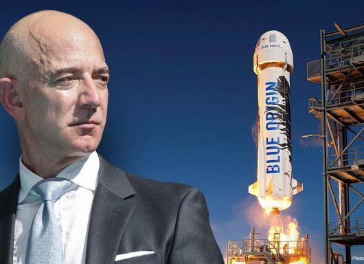 Blue Origin: Jeff Bezos e suo fratello pronti per un viaggio nello spazio