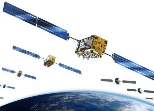 Gli ultimi test dei nuovi satelliti Galileo prima del lancio