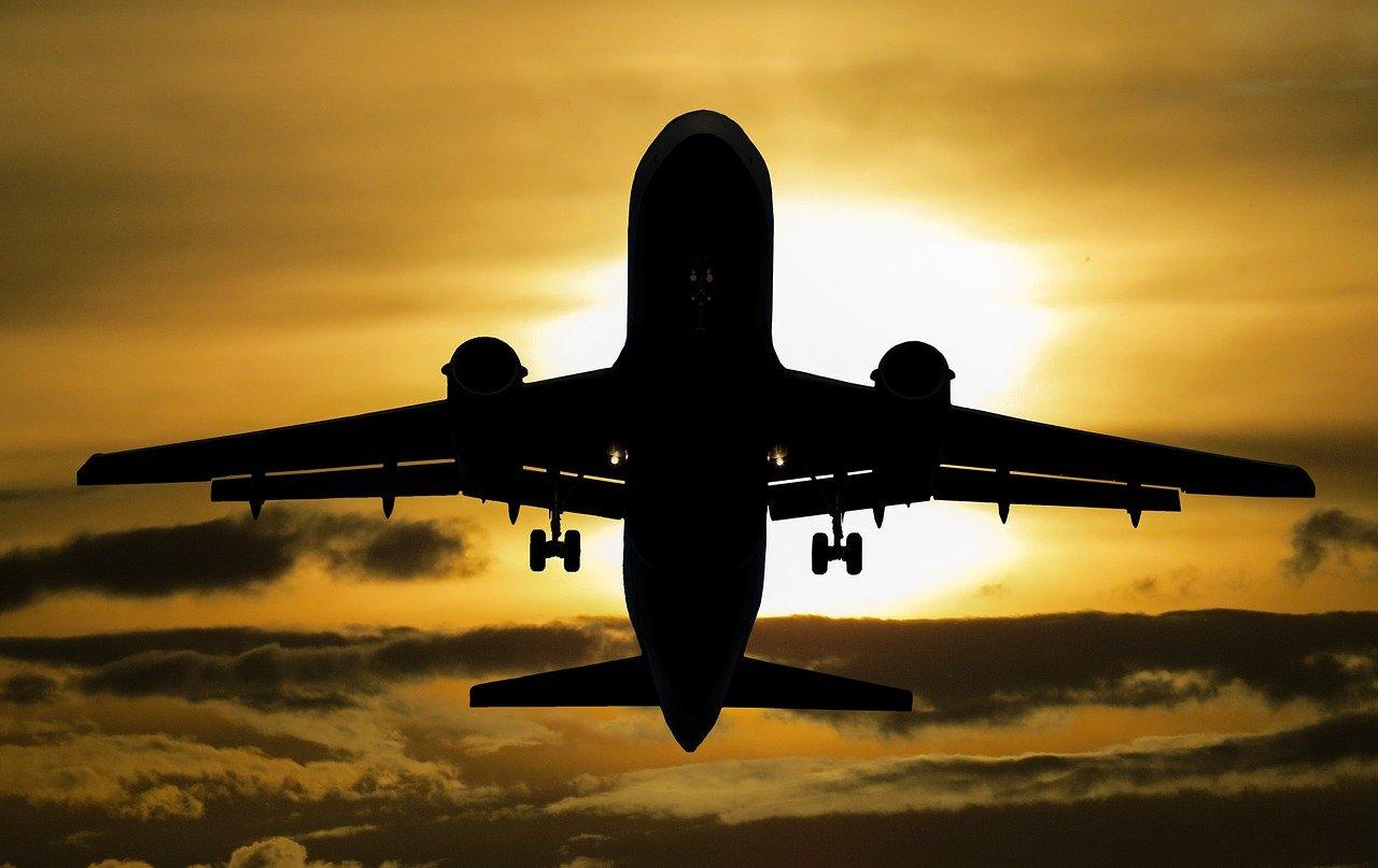 Viaggi aerei nell'era del Covid-19